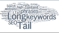 Longtail Keywords to gain local search results